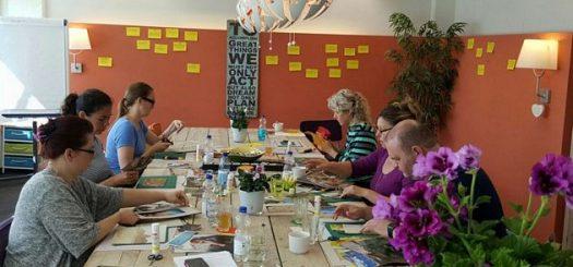 van droom naar plan workshop voor ondernemers